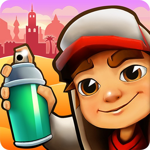 Subway Surfers Marrakesh